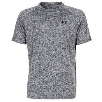 Textil Homem T-Shirt mangas curtas Under Armour UA TECH SS TEE Cinza