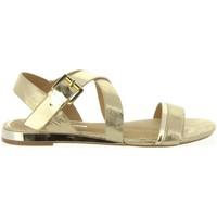 Sapatos Mulher Sandálias Maria Mare 66819 Plateado