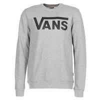 Textil Homem Sweats Vans VANS CLASSIC CREW Cinza