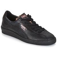 Sapatos Mulher Sapatilhas Puma WN TE-KU ARTICA.BLACK-BLAC Preto