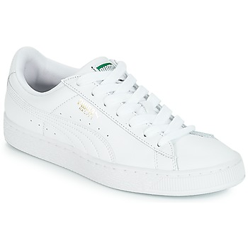 Sapatos Sapatilhas Puma BASKET CLASSIC LFS.WHT Branco