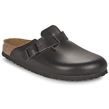 Sapatos Tamancos Birkenstock BOSTON Preto