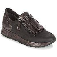 Sapatos Mulher Sapatilhas Tamaris DIVA Preto