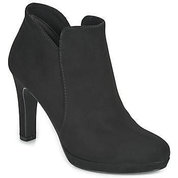 Sapatos Mulher Botins Tamaris LYCORIS Preto