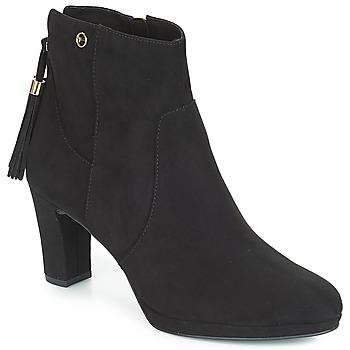 Sapatos Mulher Botins Tamaris MAURA Preto