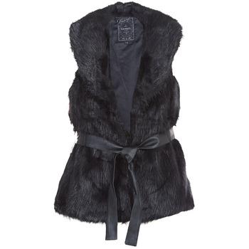 Textil Mulher Casacos/Blazers Kaporal CLINT Preto
