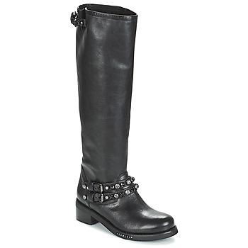 Sapatos Mulher Botas Mimmu MELVYN Preto