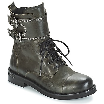 Sapatos Mulher Botas baixas Mimmu MICHEE Cáqui
