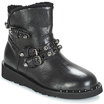 Sapatos Mulher Botas baixas Mimmu MALONN Preto