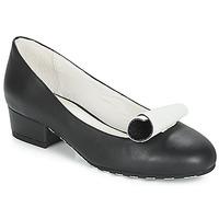 Sapatos Mulher Sabrinas Lola Ramona ALICE Preto / Branco
