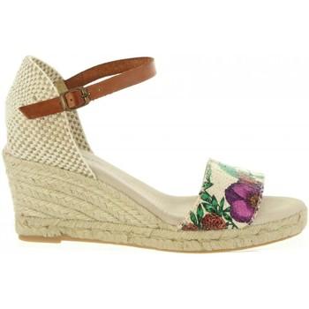 Sapatos Mulher Sandálias Cumbia 31005 Beige