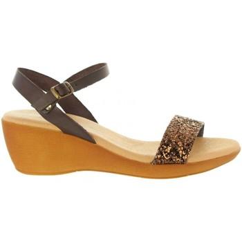 Sapatos Mulher Sandálias Cumbia 31009 Marrón