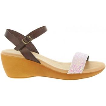 Sapatos Mulher Sandálias Cumbia 31009 Rosa