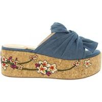 Sapatos Mulher Sandálias Chika 10 ARIZONA 02 Azul