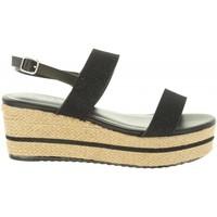 Sapatos Mulher Sandálias Chika 10 DONA 01 Negro