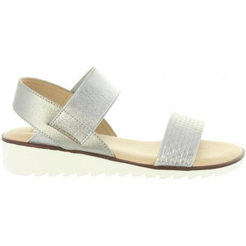 Sapatos Mulher Sandálias Chika 10 DULCE 02 Plateado