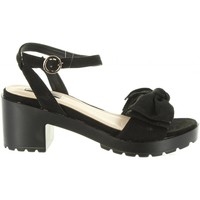 Sapatos Mulher Sandálias Chika 10 FIONA 01 Negro