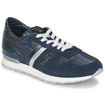 Sapatos Mulher Sapatilhas Serafini LOS ANGELES Azul
