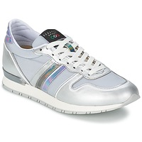 Sapatos Mulher Sapatilhas Serafini LOS ANGELES Prata / Cinza