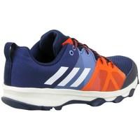 Sapatos Criança Sapatilhas adidas Originals Kanadia 81 K Cor de laranja, Azul marinho