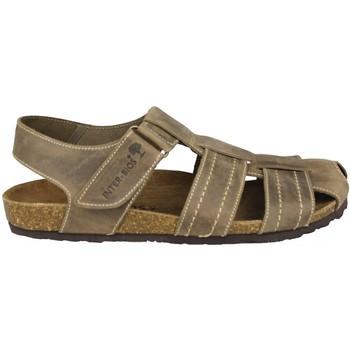 Sapatos Mulher Sandálias Interbios fechada sandálias PARDO