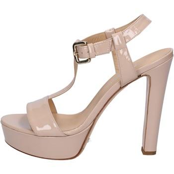 Sapatos Mulher Sandálias Mi Amor BY169 Cor de rosa