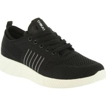 Sapatos Mulher Sapatilhas Chika 10 ICHIA 02 Negro