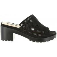 Sapatos Mulher Sandálias Chika 10 FIONA 05 Negro