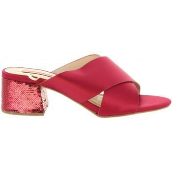 Sapatos Mulher Sandálias Chika 10 ANYA 02 Rojo