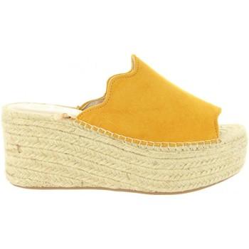 Sapatos Mulher Sandálias Chika 10 VALERIA 05 Amarillo