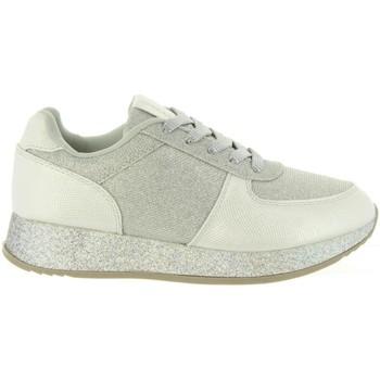 Sapatos Mulher Sapatilhas Chika 10 NEW SARAY 07 Plateado