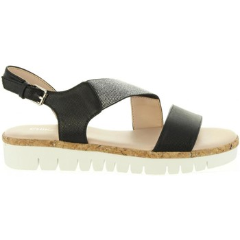 Sapatos Mulher Sandálias Chika 10 IDOIA 01 Negro