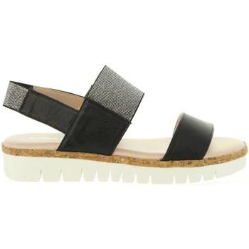 Sapatos Mulher Sandálias Chika 10 IDOIA 02 Negro