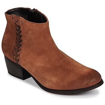 Sapatos Mulher Botins Clarks MAYPEARL Escuro
