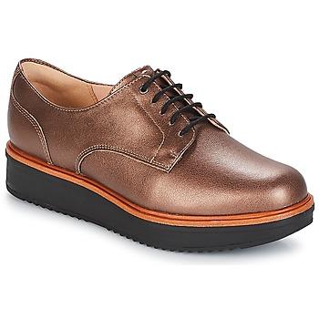 Sapatos Mulher Sapatos Clarks TEADALE Escuro