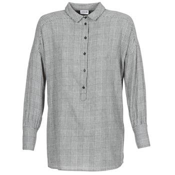 Textil Mulher Tops / Blusas Noisy May NMERIK Branco / Preto
