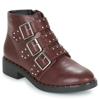 Sapatos Mulher Botas baixas Coolway CHIP Bordô