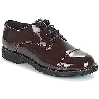Sapatos Mulher Sapatos Coolway PARIS Bordô / Verniz