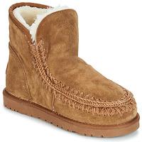 Sapatos Mulher Botas baixas Coolway ZOW Camel