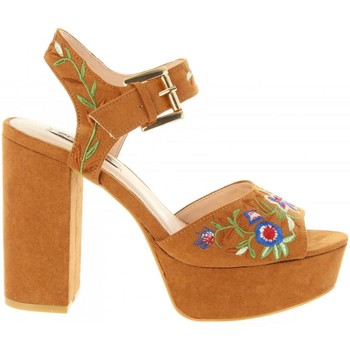 Sapatos Mulher Sandálias Chika 10 NEW TAYLOR 02 Marr?n