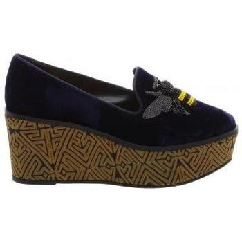 Sapatos Homem Sapatos Schutz Sapato Azul