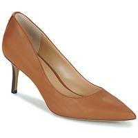 Sapatos Mulher Escarpim Lauren Ralph Lauren LANETTE Camel