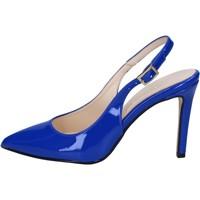 Sapatos Mulher Sandálias Olga Rubini BY285 Azul