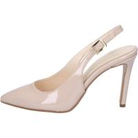 Sapatos Mulher Sandálias Olga Rubini BY286 Bege