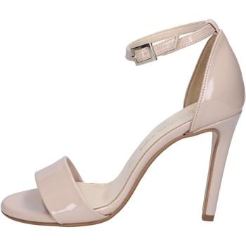 Sapatos Mulher Sandálias Olga Rubini Sandálias BY289 Bege