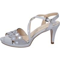 Sapatos Mulher Sandálias Olga Rubini BY358 Cinza