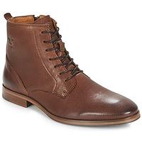 Sapatos Homem Botas baixas Kost NICHE 1 Conhaque