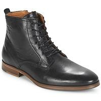Sapatos Homem Botas baixas Kost NICHE 1 Preto