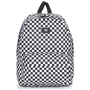 Malas Mochila Vans OLD SKOOL II BACKPACK Preto / Branco