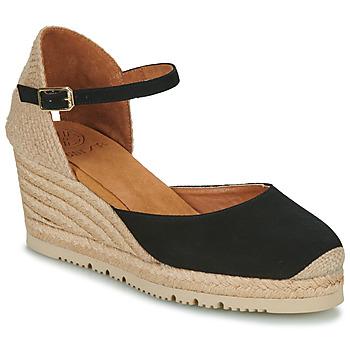 Sapatos Mulher Sandálias Unisa CACERES Preto